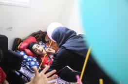 فريق سفراء سنابل الخير في زيارة لجمعية مبرة فلسطين.