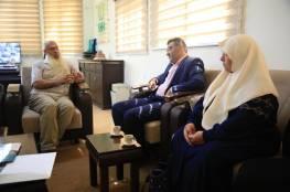 زيارة وفد من مركز سجى إلى هيئة الإغاثة الإنسانية (ihh)