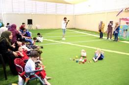 وايت شاليه ينفذ فعالية للمقيمين في مركز سجى