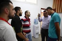 كاريتاس القدس في زيارة لمركز سجى