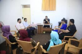 موظفو مركز سجى يُعدّون الخطة الإستراتيجية