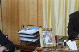 وفد من جمعية الحق والحياة يزور مبرة فلسطين للرعاية